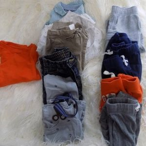 18-24 Month Mixed Brand Lot Fall/Winter